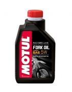 Синтетическое мотоциклетное масло для телескопических вилок Motul Fork Oil Factory Line 5W (1л)
