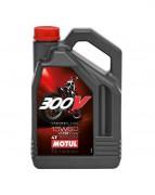 Мотоциклетное моторное масло Motul 300V 4T Factory Line 15W60 Off Road