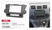 Carav Переходная рамка Carav 11-099 Toyota Highlander, Kluger (2008+), 2 DIN
