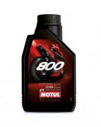 Мотоциклетное моторное масло Motul 800 2T Factory Line Road Racing (1л)