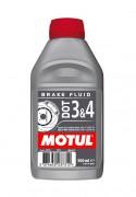 Motul Тормозная жидкость Motul DOT 3&4 Brake Fluid