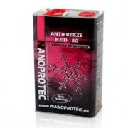 Антифриз Nanoprotec Antifreeze RED -80 G-12 (концентрат красного цвета)