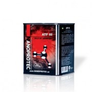 Минеральная жидкость для АКПП Nanoprotec Gear Oil ATF III