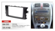 Carav Переходная рамка Carav 11-110 Toyota Corolla Levin (2007+), Auris (2006+), Corolla Conquest (2007+), 2 DIN
