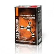 Моторное масло Nanoprotec Engine Oil 5W-50