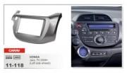 Carav Переходная рамка Carav 11-118 Honda Fit, Jazz 2008+, 2 DIN