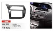 Переходная рамка Carav 11-120 Honda Civic 5D 2006+, 2 DIN