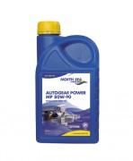 Минеральное трансмиссионное масло North Sea Autogear Power MP 80W-90 GL5