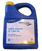 North Sea Lubricants (NSL) Моторное масло North Sea Wave Power SL 10W-40