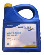 Моторное масло North Sea Wave Power SM 5W-40