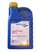 North Sea Lubricants (NSL) Тормозная жидкость North Sea Brake fluid DOT 4