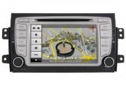 Штатная магнитола nTray 7165 для Suzuki SX4