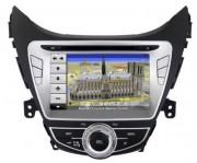 ������� ��������� nTray 8748 ��� Hyundai Elantra 2012