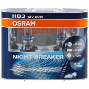 Комплект ламп Osram Night Breaker Plus OS 9005 NBP DUOBOX (HB3)