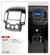 Переходная рамка Carav 11-141 Hyundai i30 (FD) 2008+, 2 DIN (кондиционер)