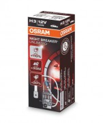 Лампа Osram Night Breaker Unlimited OS 64151 NBU (H3)