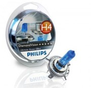 Philips Комплект галогенных ламп Philips Diamond Vision PS 12342 DV S2 (H4)