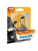 Лампа галогенная Philips Vision 12342 PR B1 (H4)
