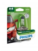 Лампа галогенная Philips LongLife EcoVision PS 12342 LLECO B1 (H4)