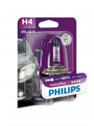 Лампа галогенная Philips VisionPlus PS 12342 VP B1 (H4)