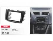 Переходная рамка Carav 11-157 Suzuki Swift (2011+), 2 DIN