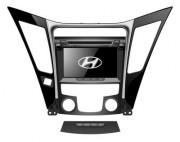 Штатная магнитола PMS HSO-7562 для Hyundai Sonata 2011