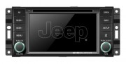 Штатная магнитола PMS JEP-7574 для Jeep Cherokee, Compass, Patriot, Chrysler, Dodge 09