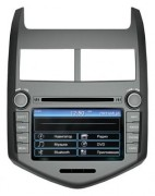 Штатная магнитола Road Rover для Chevrolet Aveo 2012+