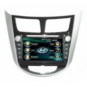 Штатная магнитола Road Rover для Hyundai Accent