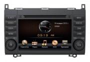 Штатная магнитола Road Rover для Mercedes A (W169) 2005+, B (W145) 2006+, CLK (W209) 2006+, Vito (W639) 2003+, Sprinter 2006+
