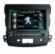 Штатная магнитола Road Rover для Peugeot 4008