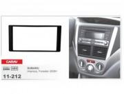 Переходная рамка Carav 11-212 Subaru Impreza, Subaru Forester (2008+), 2 DIN