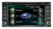 Штатная магнитола Road Rover для Subaru Forester, Impreza