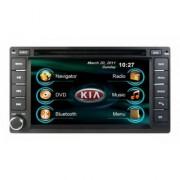 Штатная магнитола RoadRover для Kia Sportage, Magentis, Sorento, Cerato