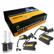 Ксенон Sho-Me Pro slim / Infolight 35Вт Xenon (3000K, 8000K)