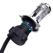 Би-ксеноновая лампа Silver Star 35Вт для цоколей Н4