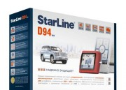 Автосигнализация StarLine D94 GSM