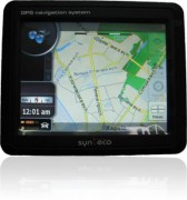 GPS-навигатор Synteco Navi E33