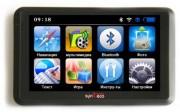 GPS-навигатор Synteco Navi E653