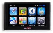 Synteco GPS-навигатор Synteco Navi E654 HD