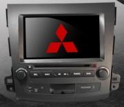 Штатная магнитола Synteco для Mitsubishi Outlander XL (Rockford HD)