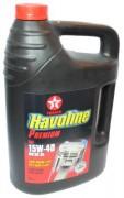 Моторное масло Texaco Havoline Premium 15w-40