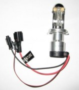 Би-ксеноновая лампа Venture 35Вт для цоколей H4