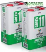 Антифриз  (Хадо) Xado Antifreeze Green 11 (концентрат зеленого цвета)