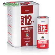 Антифриз (Хадо) Xado Antifreeze Red 12++ -40 (красного цвета)