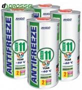 Антифриз Xado (Хадо) Antifreeze Green 11 -40 (зеленого цвета)