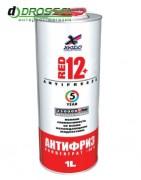 Антифриз Xado (Хадо) Antifreeze Red 12+ (концентрат красного цвета)
