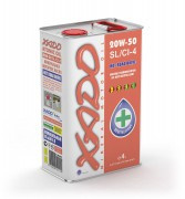 Моторное масло Xado (Хадо) Atomic Oil 20w-50 SL/CI-4