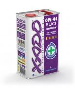 Моторное масло Xado (Хадо) Atomic Oil 0w-40 SL/CF