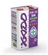 Моторное масло Xado (Хадо) Atomic Oil 5w-30 SN